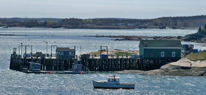 Lobster Pound Beals Island Maine